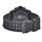 Luminox Men's 8822.MI Recon Pointman Black, Rubber Band, With Multi Colour Accents Watch