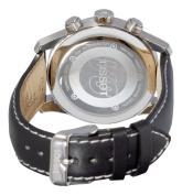 Tissot Men's T0394171605700 V8 Black Chronograph Dial Watch
