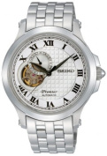Stainless Steel Premier Automatic Silver Dial