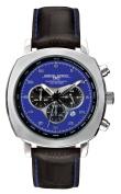 Jorg Grey JG3500 Men's Blue Dial Chronograph Watch