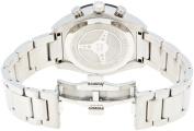 Tissot Men's T0444172103100 T-Sport PRS488.3lz Silver Chronograph Dial Watch