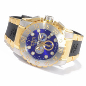 Invicta Leviathan Swiss Quartz Chrono watch with Blue Dial 6658