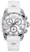 Certina Unisex chronograph, Ds Rookie, C016.417.17.117.00 White Rubber