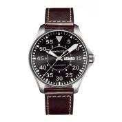 Hamilton Khaki Pilot Automatic Black Dial Men's Watch - H64715535