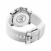 TechnoMarine Unisex 610003 UF6 Chronograph White MOP Dial Watch