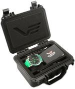Vostok-Europe Men's NH35A/5107172 Anchar Titanium Case Diver Watch