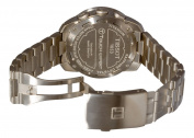 Tissot Men's T0134204405700 T-Touch Expert Pilot Black Touch Analogue-Digital Dial Watch