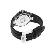 TechnoMarine Women's 110027 Cruise Ceramic 3 Hands Black Dial Watch