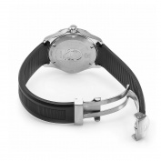 TAG Heuer Men's WAP1110.FT6029 Aquaracer Black Dial Watch