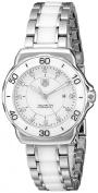 Tag Heuer Women's WAH1315.BA0868 Formula 1 White Dial Dress Watch