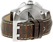 Hamilton Men's H76626535 Khaki X Mach Black Chronograph Dial Watch