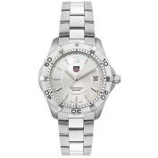 TAG Heuer Men's WAF1112.BA0801 Silver Aquaracer Watch