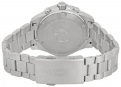 TAG Heuer Men's CAF101EBA0821 Aquaracer Black Dial Watch