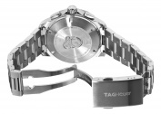 TAG Heuer Men's CAP2111.BA0833 Aquaracer Silver Chronograph Dial Watch