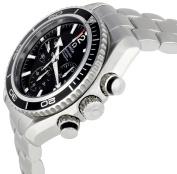 Omega Women's 222.30.38.50.01.001 Seamaster Black Dial Watch