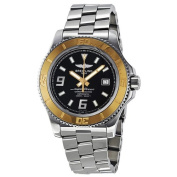 Mens Breitling Watch Superocean 44, Steel and Gold C1739112/BA77-SS