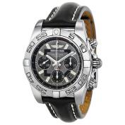 Breitling Mens Chronomat 41 Watch AB014012-F554