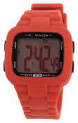 Sector Unisex Watch R8258739680.1cm Collection Street with Digital Display and Red Strap