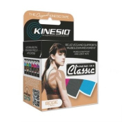 Kinesio Tex Tape - Water Resistant Beige, 5.1cm x 5.5 yd. Single Roll for Kinesio Taping