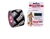 Rocktape Active-Recovery Tape Black Logo