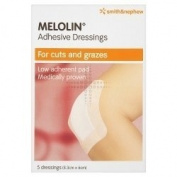 Melolin Dressing 8.3cm x 6cm
