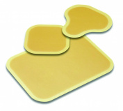 Restore Hydrocolloid Dressings 10.2cm x 10.2cm With Tapered Edges STERILE Box