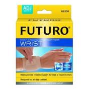 Futuro Wrap Around Reversible and Adjustable Beige Wrist Support - 14 cm - 24.1 cm