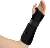 Medline Wrist and Forearm Splints, Left, Medium
