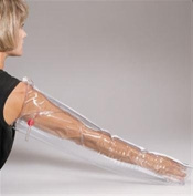 Inflatable- Plastic Full Arm Air Splint- 81.3cm . - 1 Ea.
