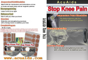 Knee Pain relieved with AcuAids