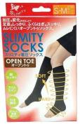 SLIMITY ringtone pressure socks (Open to type) S-M