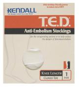 T.E.D. Anti Embolism Knee Large White 944208