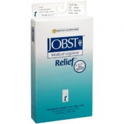 JOBST 114621 Jobst Relief 20-30 Knee-Hi Closed-Toe MEDIUM Beige(pr) 20/30MED