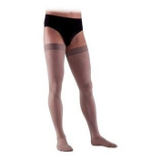 Sigvaris Access Thigh, LARGE, LONG, MENS CRISPA 30-40mmHg
