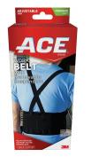Ace Back & Waist Supports One Size Adjustable Work Belt Blacks 208605