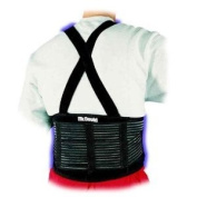 McDavid 494 Back Support With Suspenders Large