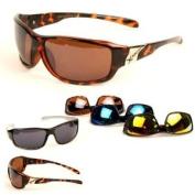 X Racing Sunglasses H105 - Black