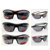 Sunglasses New Fashion Sport Men Women Hard Black Red Frame Eyewear Fashion Lens