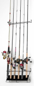 Rack'Em Vertical 6-Rod Fishing Rod Rack