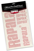 Rapala Logo Decal