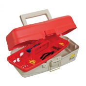"Plano One Tray ""Take Me Fishing"" Tackle Box with Tackle"