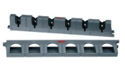 Rapala Lock 'n' Hold Rod Rack, Black