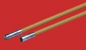 60X 3/8'' x 6' Yellow Flex Rod