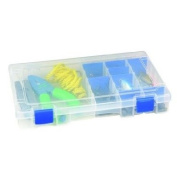 Tuff Tainer Storage Box with Four Compartments