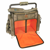 Wild River by CLC WN3702 Tackle Tek Frontier Lighted Bar Handle Tackle Bag