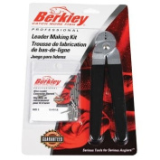 Berkley Leader Marking Kit with Crimpers and Wire Leader Sleeves, Size-3