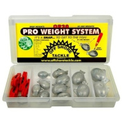 Off Shore Tackle 20 Snap Weight System