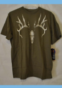 Under Armour White Ghost T - shirt, OLIVE DRAB, M