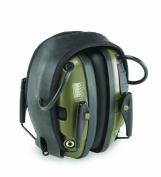 Howard Leight Electronic Earmuff MP3 Audo Folding R-01526 Impact Sport Green