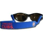 Chicago Cubs Neoprene Sunglass Strap (Croakies) - MLB Baseball Fan Shop Sports Team Merchandise